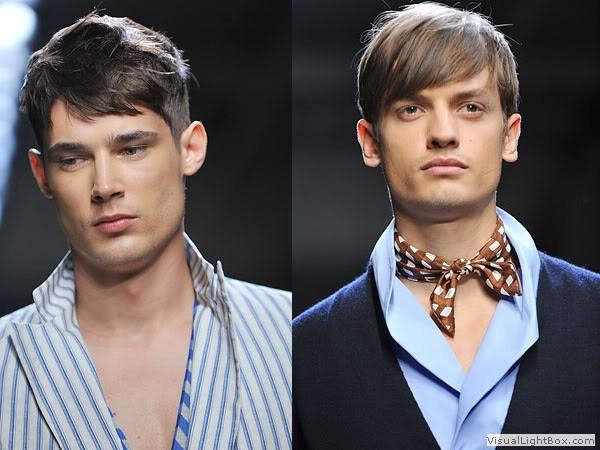 Причёски для лопоухих мужчины